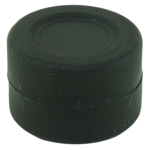 Silicone Container Containers Silicone Jars Tiny 3ml Black